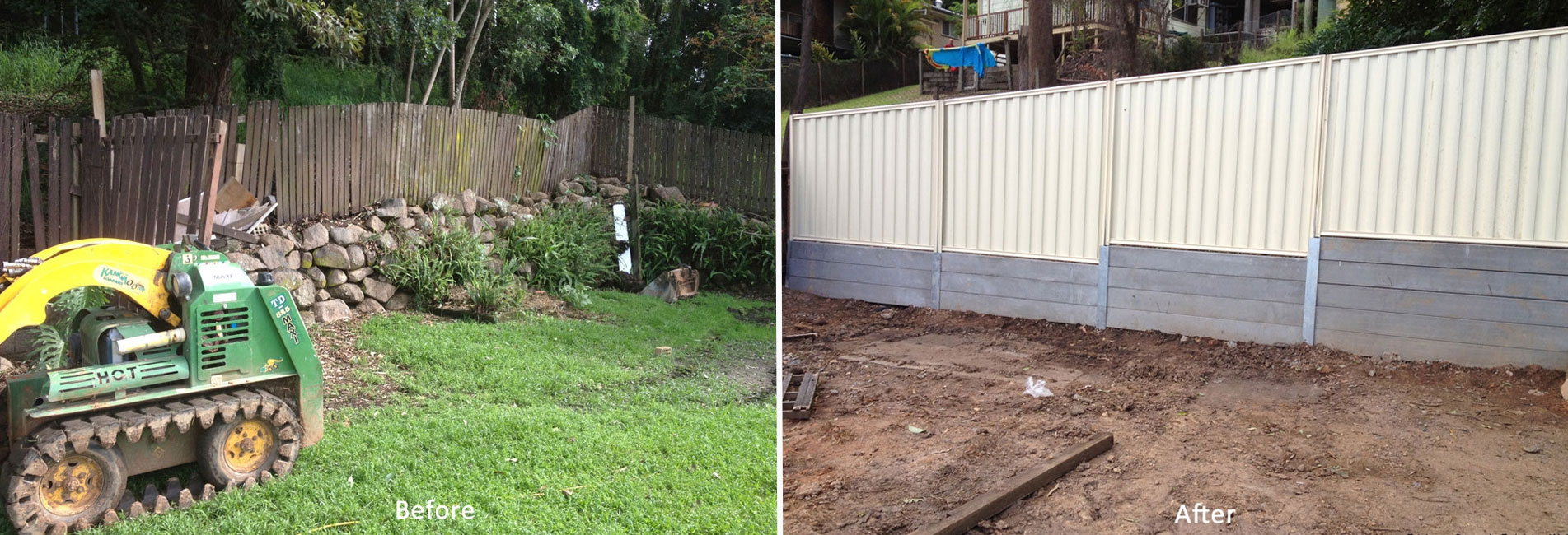 Colorbond Fencing Springfield Lakes, Timber Retaining Walls Flagstone, Concrete Retaining Walls Ipswich