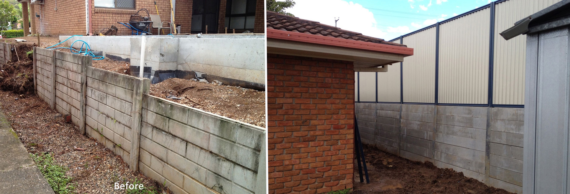 Timber Retaining Walls Springfield Lakes, Concrete Retaining Walls Flagstone, Retainer Wall Ipswich